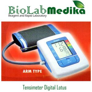 Tensimeter Digital Lotus ( Arm Type )