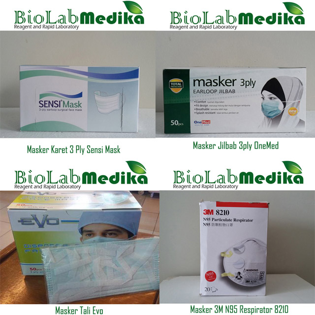 Distributor Masker Medis Di Jakarta