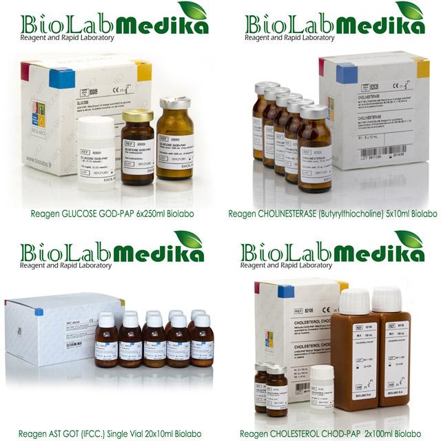 Reagen Biolabo Murah Akurat