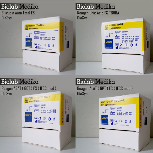 Reagen Lab Berkualitas Diasys