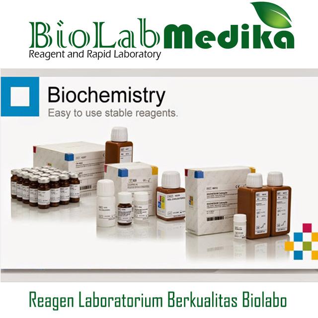 Reagen Laboratorium Berkualitas Biolabo