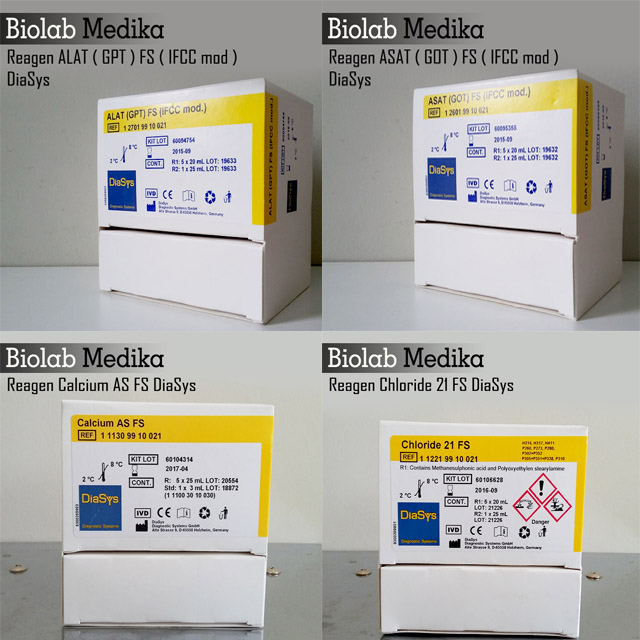 Reagen Laboratorium Diasys