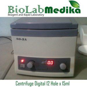 Centrifuge Digital 12 Hole x 15ml