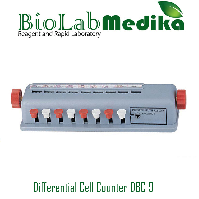 Differential Cell Counter DBC 9