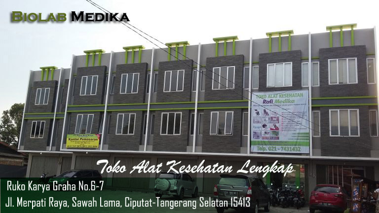 Toko Jual Alat Kesehatan Jakarta