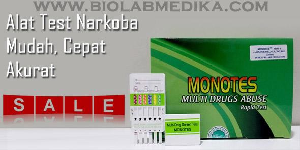 Alat Test Narkoba Melalui Urine