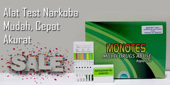 Alat Test Narkoboa Multi parameter