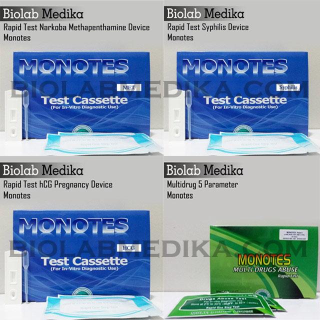 Rapid Test Alat Deteksi Narkoba Cepat