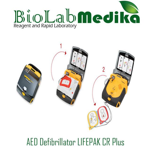 AED Defibrillator LIFEPAK CR Plus murah