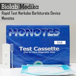 Jual Rapid Test Narkoba Barbiturate Device Monotes