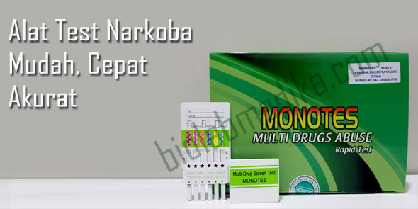 Jual Alat Test Narkoba Multi Parameter