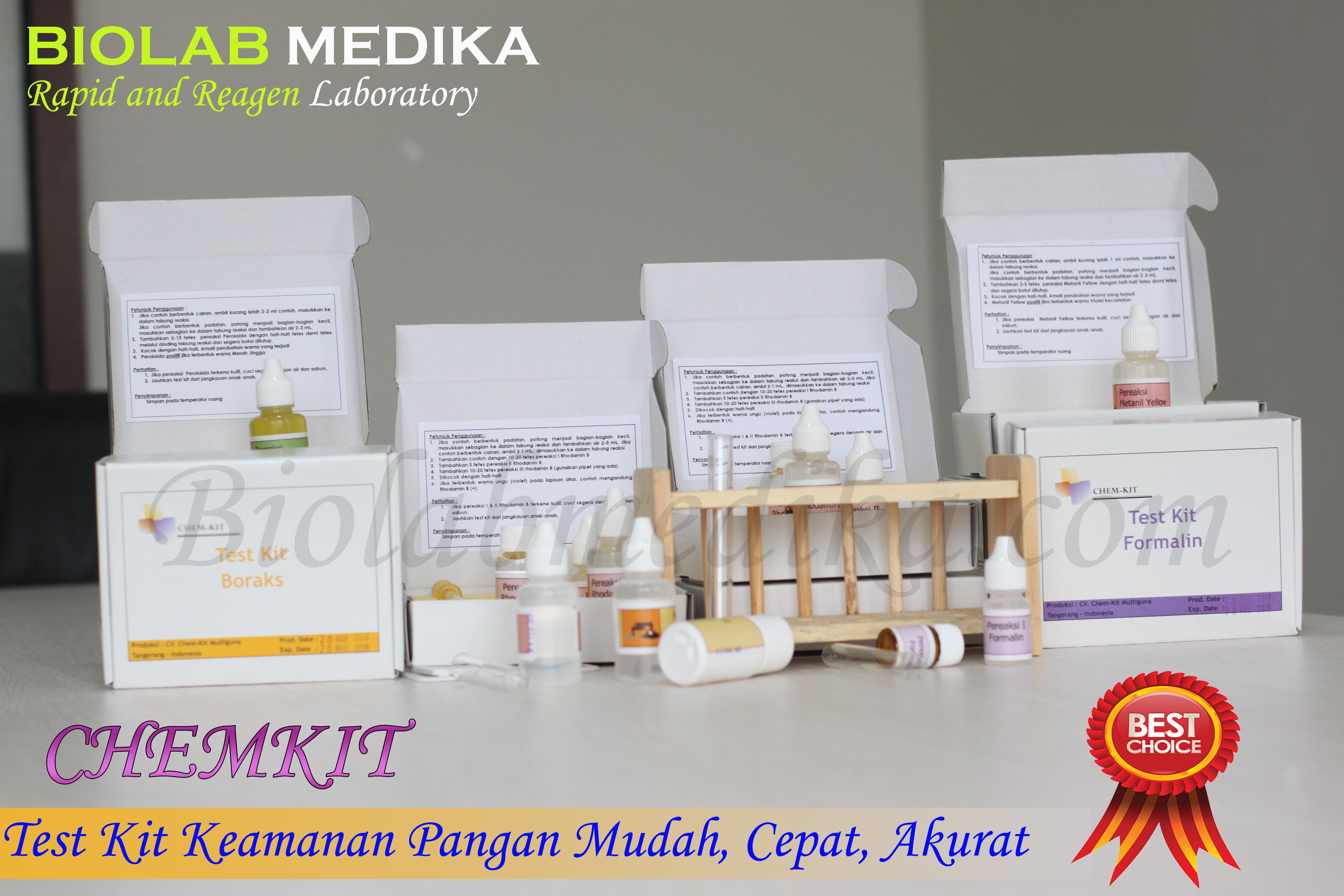 Test Kit Chemkit Murah