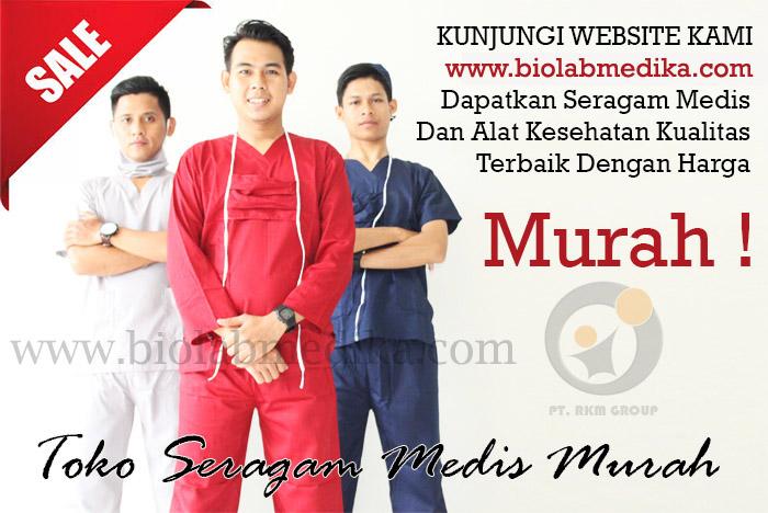 Pusat Jual Seragam Medis Jakarta