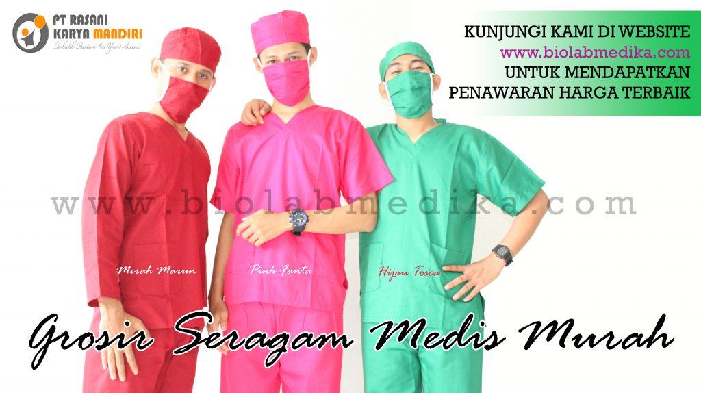 jual seragam medis pamulang