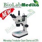 Jual Mikroskop Trinokuler Zoom Stereo XTD-217T