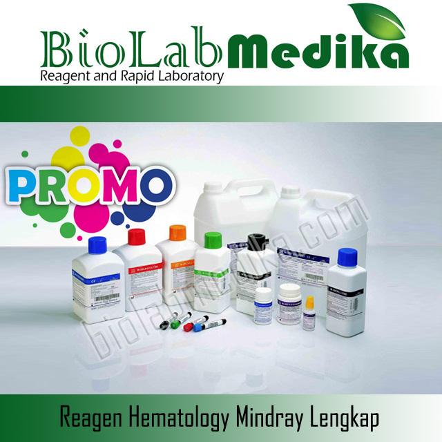 Jual Reagen Hematology Mindray