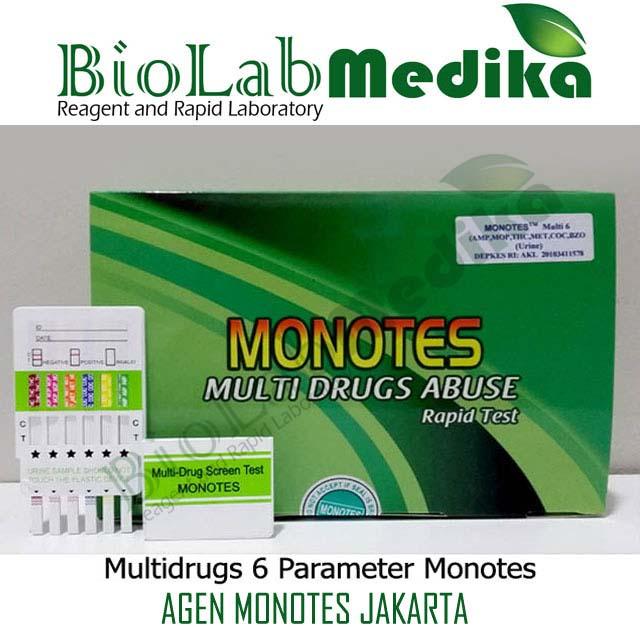 Jual Rapid Test Narkoba Monotes Murah