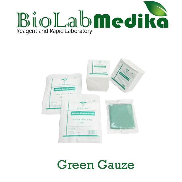 Green Gauze