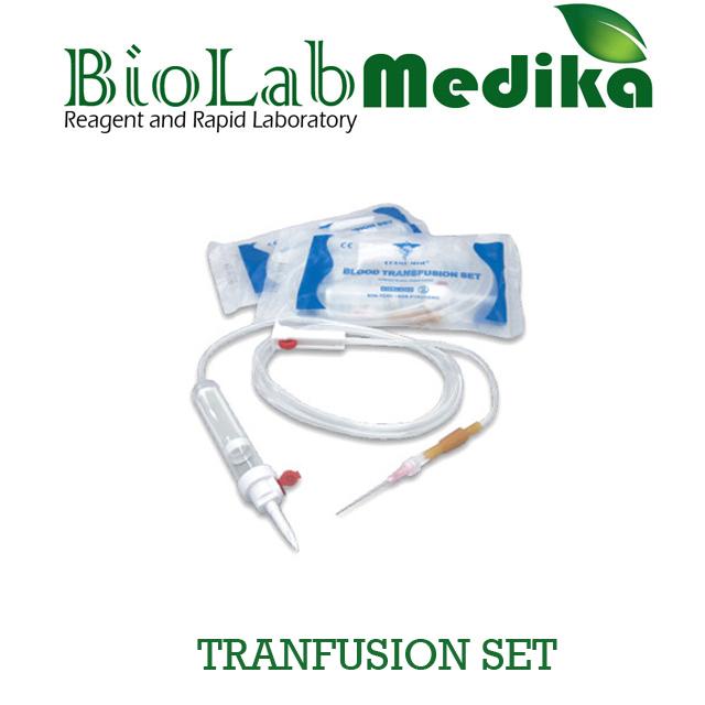 TRANSFUSION SET