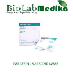 PARAFFIN / VASELINE SWAB