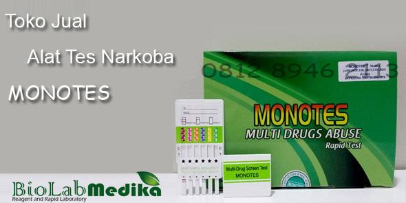 Toko Jual Alat Tes Narkoba Monotes Resmi