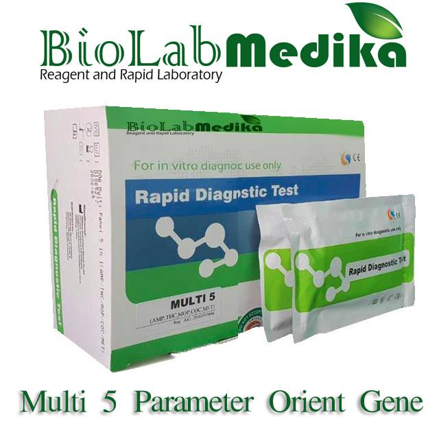 Multi 5 Parameter Orient Gene