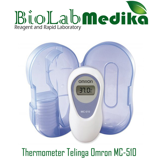 how to use omron thermometer